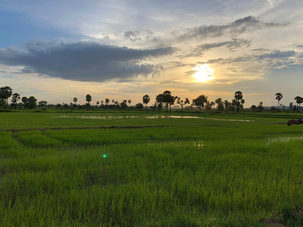 cambodian-countryside-sunset