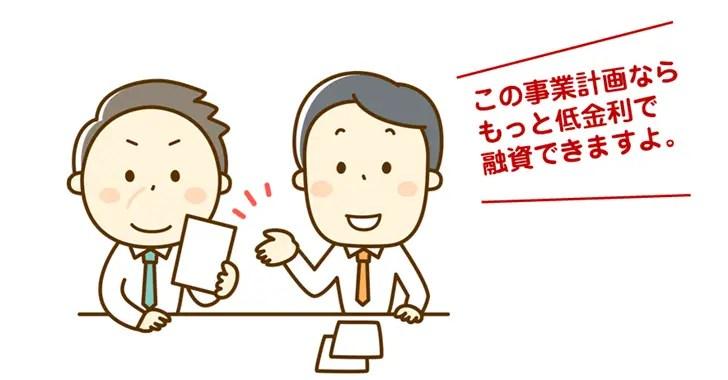 日本政策金融公庫の金利をさらに下げる方法