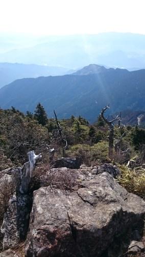 mt shiraga shiragayama kochi motoyama hiking (6)