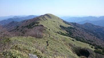 heikeidaira kanmuriyama my kanmuri shikoku hiking hike kochi (11)