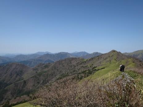 heikeidaira kanmuriyama my kanmuri shikoku hiking hike kochi (8)