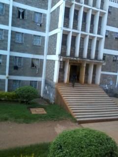 Hostel L - Moi University