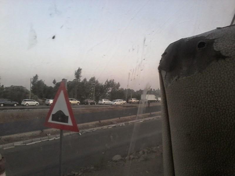 Kikuyu Town Jam - Southern Bypass