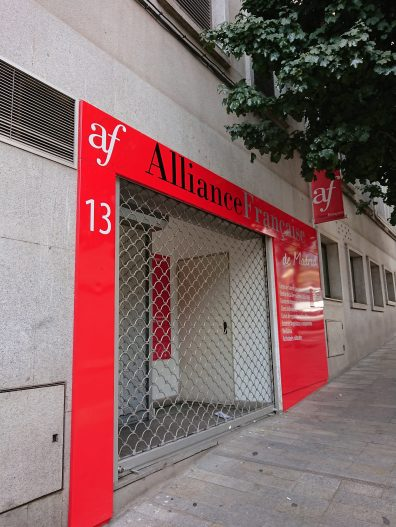 Alliance France De Madrid