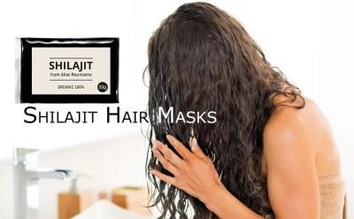 Shilajit-Hair-Masks