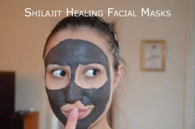 Shilajit-Healing-Facial-Masks