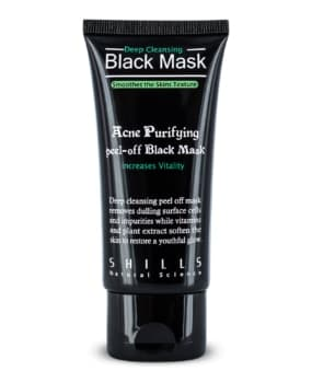 Activated Charcoal Purifying Black Peel-off Face Mask
