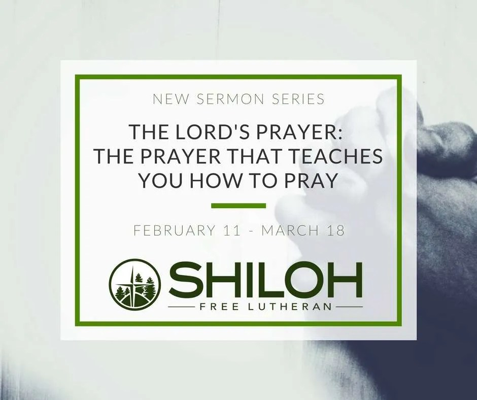 new sermon series (1) - Shiloh Church