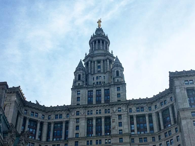 Civic Center Navigating NYC