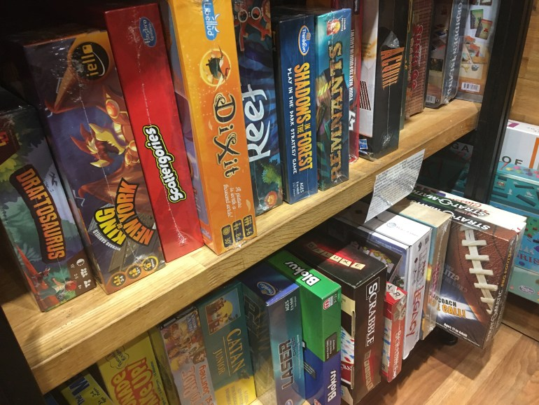Board game cafes NYC things to do at night