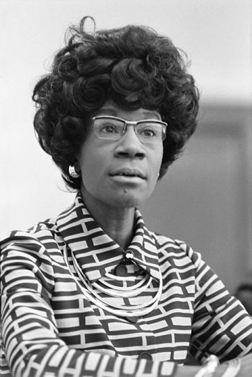 Badass NYC Women Shirley Chisholm