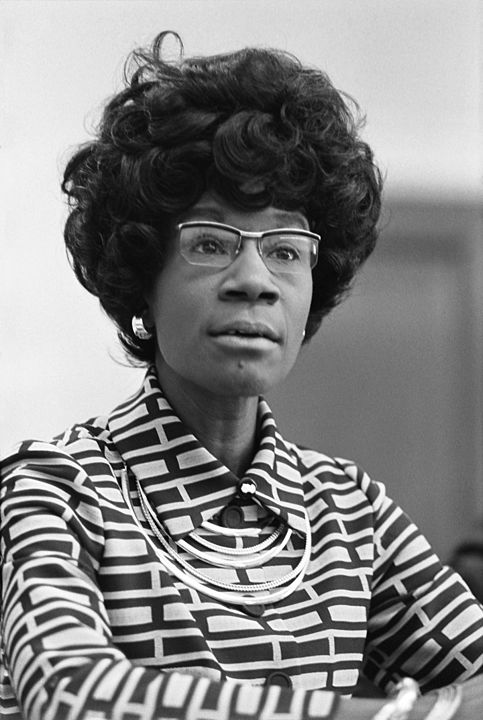 Shirley Chisholm Black New Yorkers