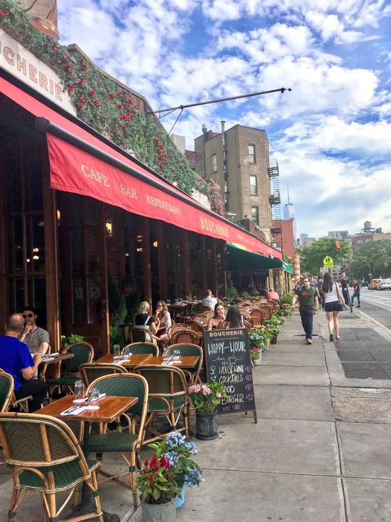 East Village Restaurant NYC
