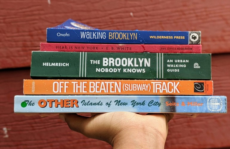 NYC Guide Books Shiloh in the City