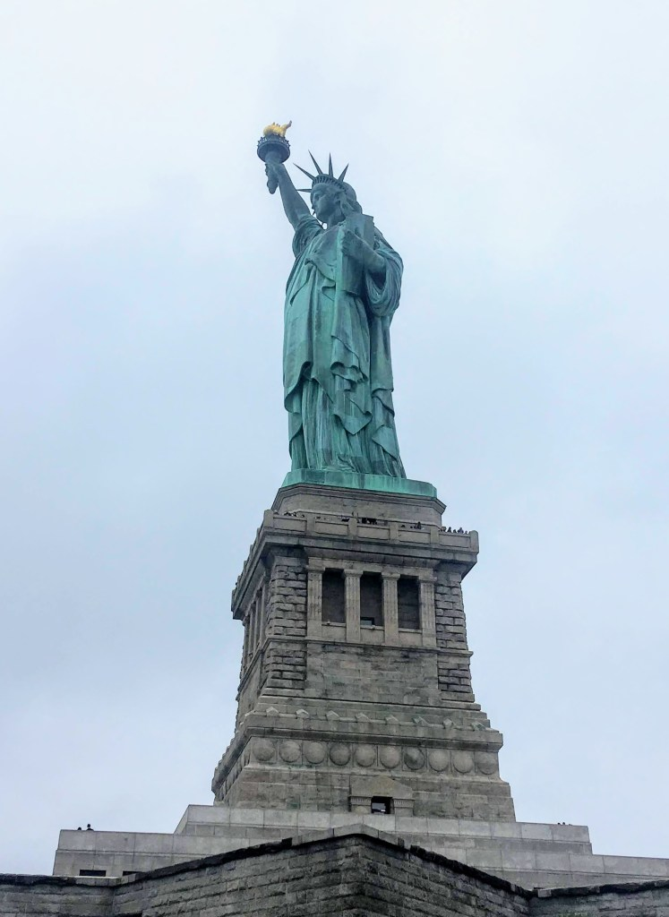 Statue of Liberty Inspiring Spots in NYC