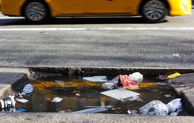 NYC stereotypes trash