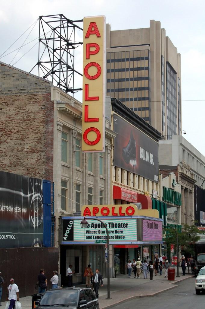 Apollo Theater NYC Black Bucket List