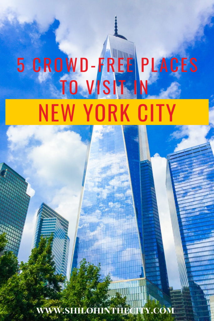 New York Avoid Crowds Pinterest