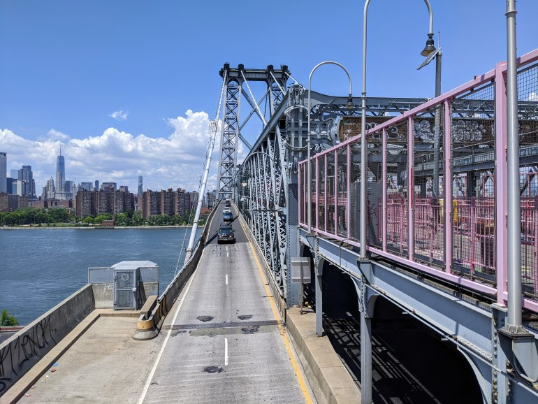 Williamsburg Bridge NYC Bridges