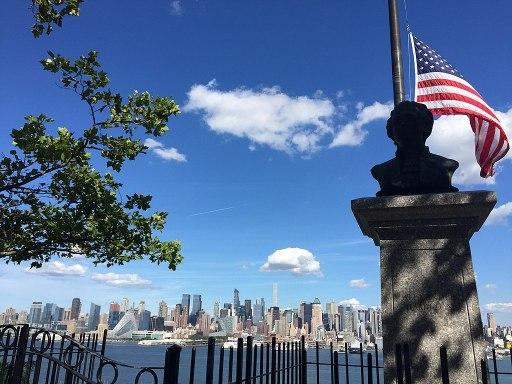 Hamilton Park Hamilton's New York