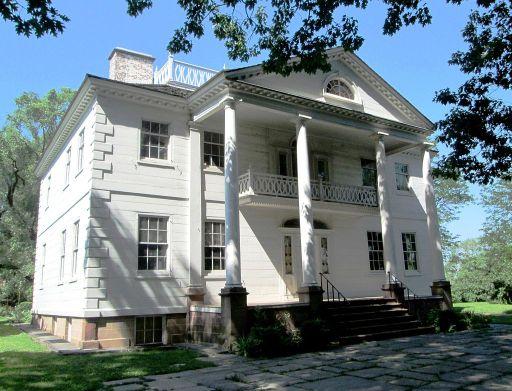 Morris-Jumel Mansion Hamilton's New York
