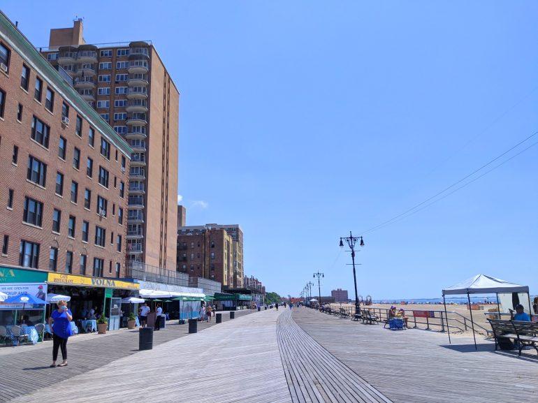 NYC Beach Brighton Beach