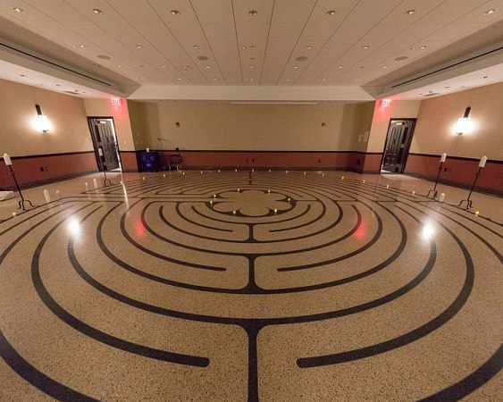 Marble Collegiate Church Labyrinth