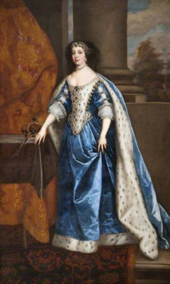 Queen Consort Catherine of Braganza