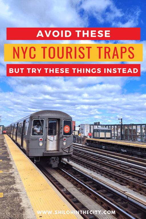 NYC tourist traps PINTEREST