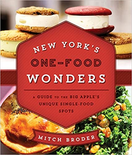 Books About Food in NYC 4
