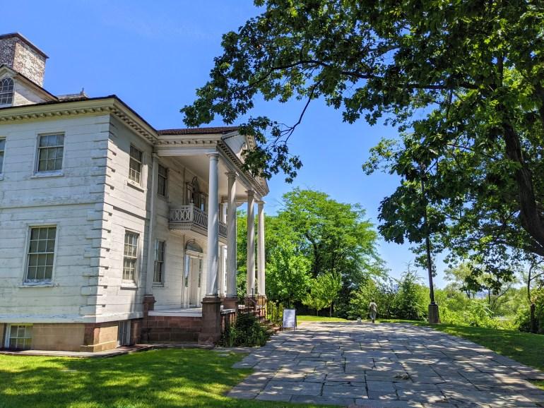 Morris- Jumel Mansion Underrated Places in Upper Manhattan