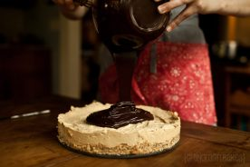 Peanutbutter cup cheesecake-15