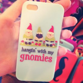 Funny iphone cover! :D
