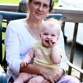 2009 Bekah & Mom