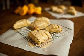 Orange Scones ::Granola Girl Bakes 5