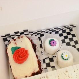 Bakery stop for Red velvet cake. Yes, it was good!