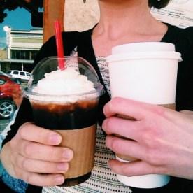 A very necesary coffee break!