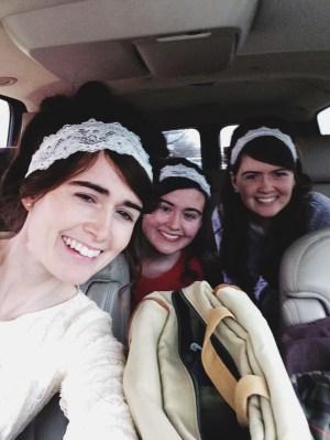 Micah, Lydia, & Grace :)
