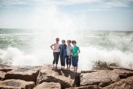 May || Visiting the Ocean!