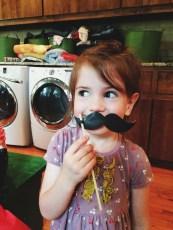 She mustache you a question! ;D
