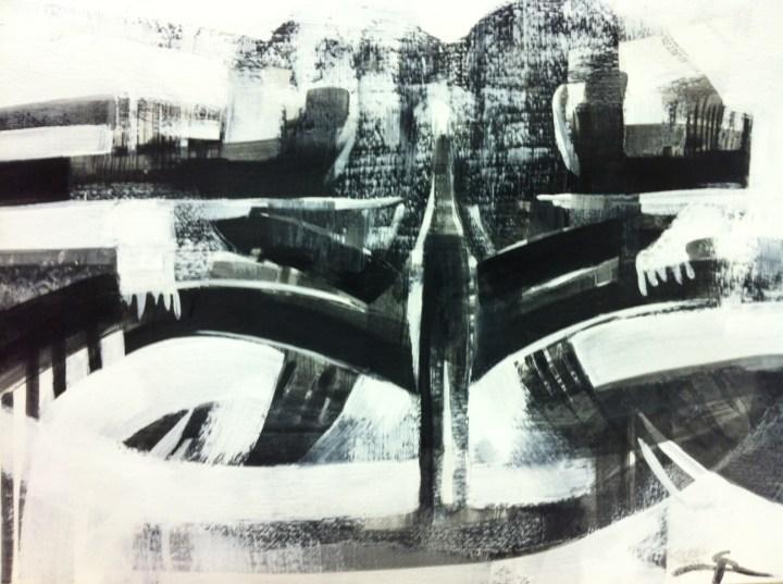 Artist Shilo Ratner_ Abstract Study_2012