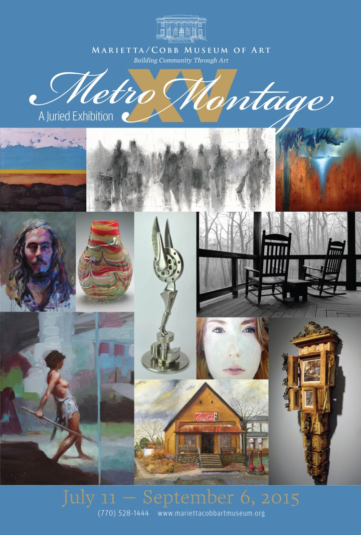 Marietta/Cobb Museum of Art, Reception: Saturday, July 11, 2015