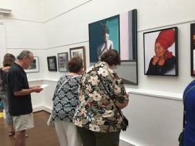 Slater Memorial Museum Reception
