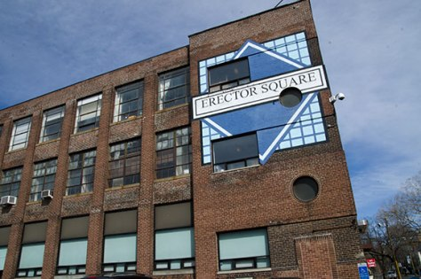 Erector Square, Old toy factory in New Haven, CT
