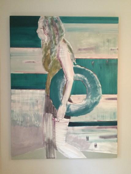 """Inprogress, """"Floatie"""", 2017"""
