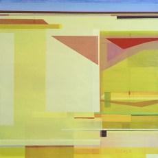 """Imagine, 20 x 20"""", Acrylic on Canvas"""