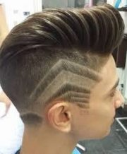 latest men's haircut and style