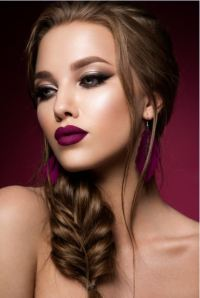 Party Wear Makeup - Latest Party Makeup and Hair Ideas ...