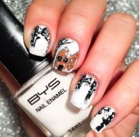 Snow Nail Art: The Prettiest Snow Nails & Winter Nail ...