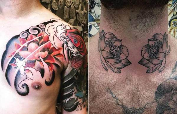 20 For Tattoos Men Lotus Beicups Ideas And Designs